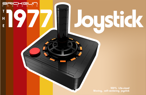 BrickGun 1977 Joystick preview