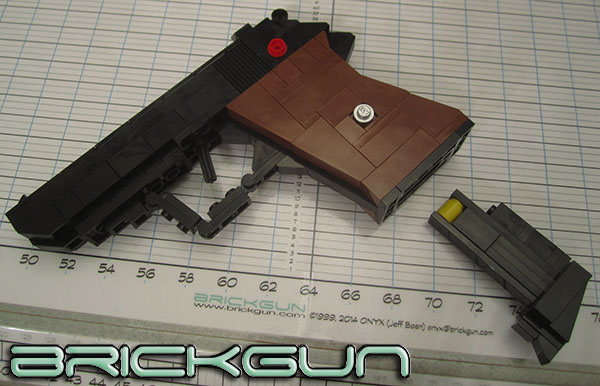 BrickGun - The Coolest LEGO® Brick Weapons in the World