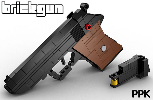How To Build A Lego Gun